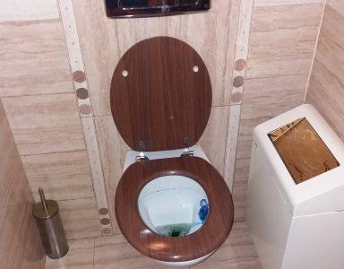 запушена тоалетна в софия