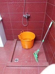 запушен сифон в баня