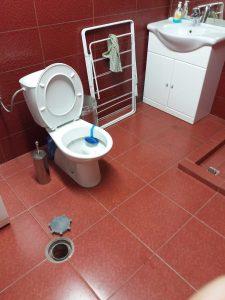 запушен сифон в баня в софия