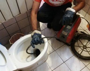 машинно отпишване на тоалетна в софия