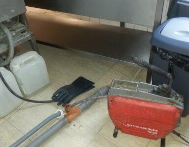 отпушване-на-мивка